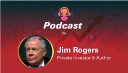 Podcast with Jim Rogers