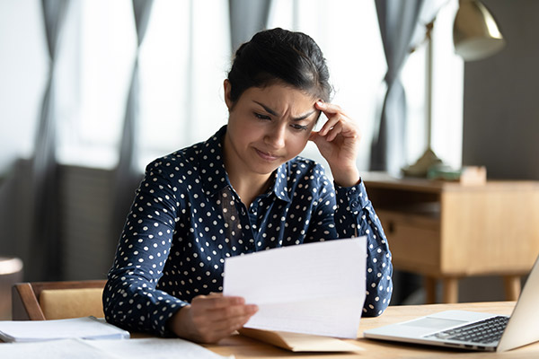 Managing financial stress during Covid