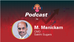 Podcast with M. Manickam