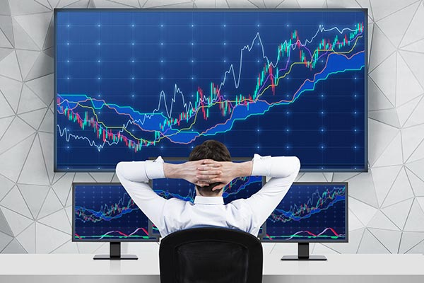 millennials trading in shares