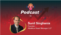 Podcast with Sunil Singhania